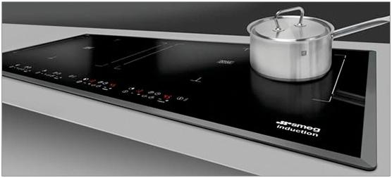 Table de cuisson Smeg Multizone