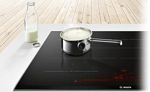 IFA 2015 : table de cuisson Bosch série 8