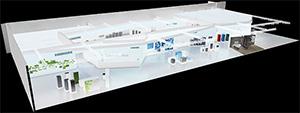 IFA 2015 : Nouveaux réfrigérateurs sur le stand Liebherr