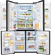 IFA Les Nouveautés électroménager Présentées à Berlin Les - Refrigerateur multi portes samsung