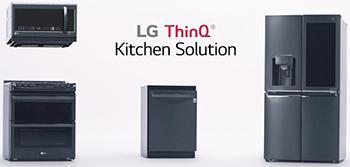 CES 2018 : LG dévoile de nouveaux équipements électroménager connectés pour la cuisine