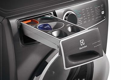 Photo du lave-linge Electrolux LuxCare - (crédit : Electrolux)
