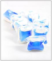 Capsule de gel de lavage pour lave-vaisselle