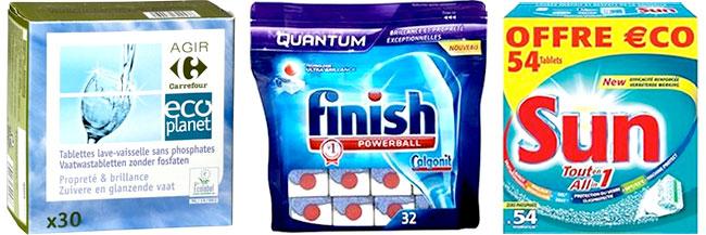 quel d tergent pour le lave vaisselle tablette poudre gel liquide pastille capsule. Black Bedroom Furniture Sets. Home Design Ideas