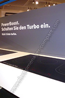 IFA 2015 : Bosch expose ses tables de cuisson Power Boost