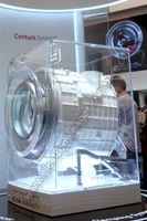 IFA 2015 : La nouvelle technologie de lave-linge Centum System mise en avant sur le stand LG