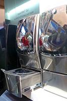 IFA 2015 : le lave-linge Twin Wash de LG