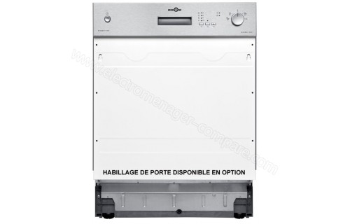 grand choix de 7c917 34865 HIGH ONE BI 12C49 A++ X VET (BI12C49A++XVET), fiche ...