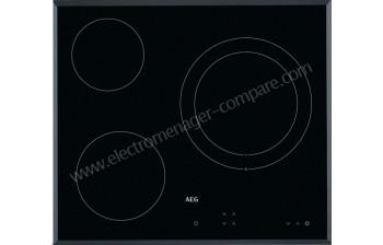 AEG HK623021FB - A partir de : 236.35 € chez Rue des Marchands chez Cdiscount