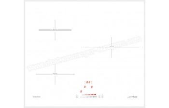 AIRLUX ATI632WHN - A partir de : 399.00 € chez Abribat Electromenager