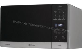 BAUKNECHT MW 49 SL - A partir de : 370.20 € chez Zoomici chez Cdiscount