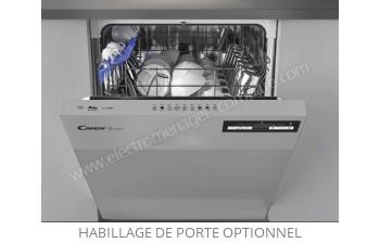 CANDY CDSN2D350PX - A partir de : 341.00 € chez Abribat Electromenager