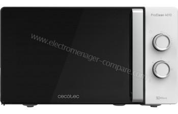 CECOTEC ProClean 4010 - A partir de : 80.35 € chez Stortle chez FNAC