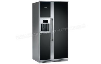 De dietrich dka866m dka 866 m fiche technique prix et for Refrigerateur americain miroir