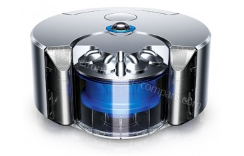 DYSON 360 Eye Nickel/Bleu - A partir de : 999.00 € chez Boulanger