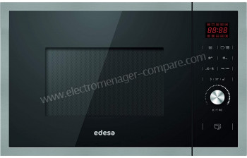 EDESA EMW-2530-IG XBK - A partir de : 323.12 € chez Amazon