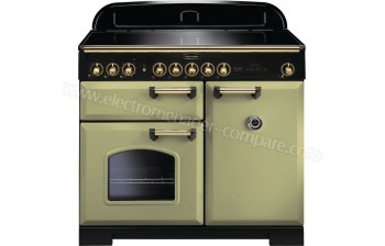 FALCON Classic Deluxe 100 Induction Vert Olive Laiton