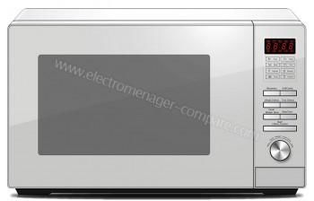 GLEM GMF254WH - A partir de : 129.00 € chez Abribat Electromenager
