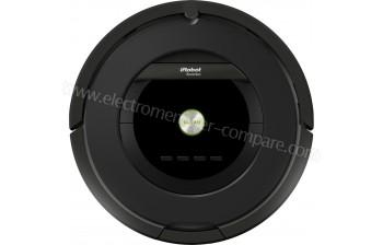 irobot roomba 875 roomba875 fiche technique prix et avis consommateurs. Black Bedroom Furniture Sets. Home Design Ideas