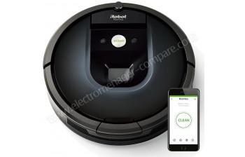 IROBOT Roomba 981 - A partir de : 685.90 € chez Provadim chez Rakuten
