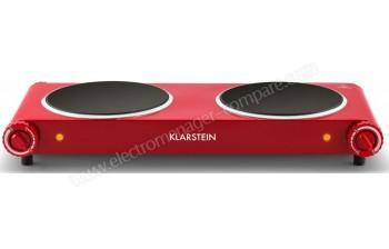 KLARSTEIN Captain Cook2 Rouge - A partir de : 64.99 € chez Electronic-Star-FR chez Amazon
