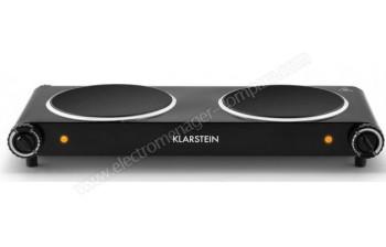 KLARSTEIN Captain Cook2 Noir - A partir de : 52.24 € chez electronic-star chez Cdiscount