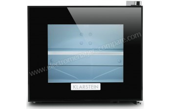 KLARSTEIN Frosty 10 L Noir Porte Vitrée - A partir de : 149.99 € chez e-star chez Rakuten