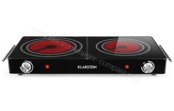 KLARSTEIN VariCook Duo Noir - A partir de : 94.99 € chez Klarstein chez Amazon