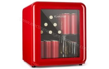 KLARSTEIN PopLife 48 litres Rouge - A partir de : 219.99 € chez e-star chez Rakuten