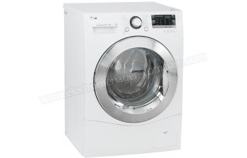 Lg f63280wr f 63280 wr fiche technique prix et avis consommateurs - Avis consommateur lave linge ...