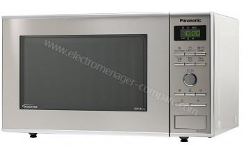 PANASONIC NN-GD37HSGTG - A partir de : 231.60 € chez Zbpmedia chez Rakuten