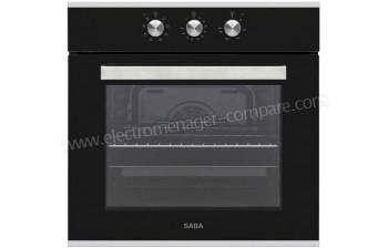 SABA FMC6519N/IX V - A partir de : 199.99 € chez Conforama