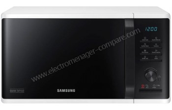 SAMSUNG MS23K3515AW - A partir de : 104.00 € chez Ubaldi chez Cdiscount