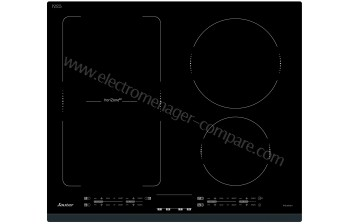 sauter spi4664b spi 4664 b fiche technique prix et avis. Black Bedroom Furniture Sets. Home Design Ideas