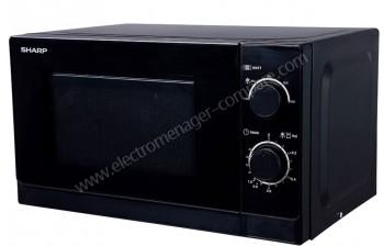 SHARP R-200(BK)W - A partir de : 69.99 € chez Cdiscount