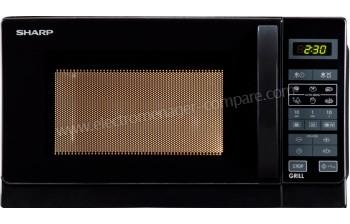 SHARP R-642BKW - A partir de : 96.64 € chez Amazon