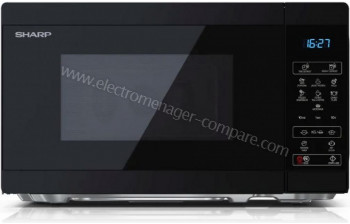 SHARP YC-MS02E-B - A partir de : 89.00 € chez RueDuCommerce
