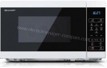 SHARP YC-MS02E-W - A partir de : 89.00 € chez RueDuCommerce