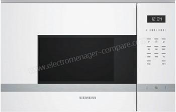 SIEMENS BF555LMW0 - A partir de : 360.90 € chez Tendance Electro
