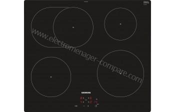 SIEMENS EI601CFB1E - A partir de : 881.72 € chez ASDiscount chez Cdiscount