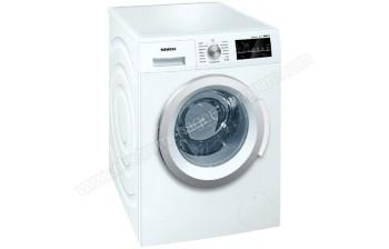 Siemens wm14t480ff wm 14 t 480 ff fiche technique prix et avis consommateurs - Lave linge avis consommateur ...
