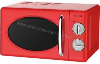 SOGO HOR-SS-890 rouge - A partir de : 72.98 € chez mmzci chez Rakuten