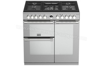 STOVES Sterling Deluxe 90 DFT Inox