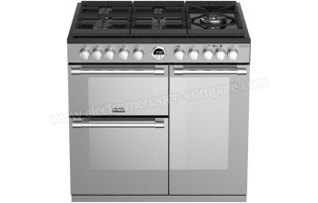 STOVES Sterling Glass 90 DFT Inox