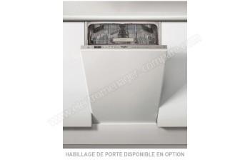 WHIRLPOOL WSIO3T223PEX - A partir de : 435.50 € chez Royal-Price chez Rakuten