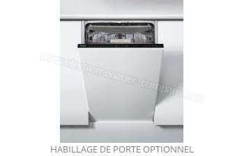 WHIRLPOOL WSIP4O23PFE - A partir de : 699.00 € chez Boulanger