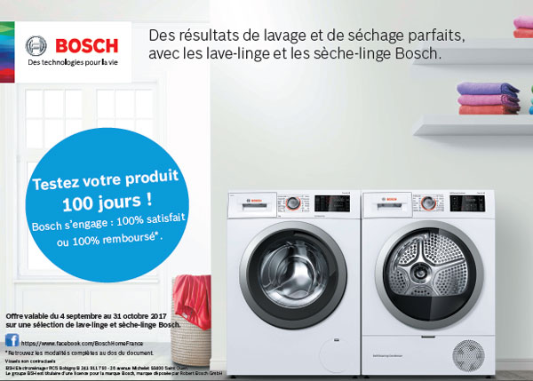 odr electroménager - offres en cours sur les lave-linge