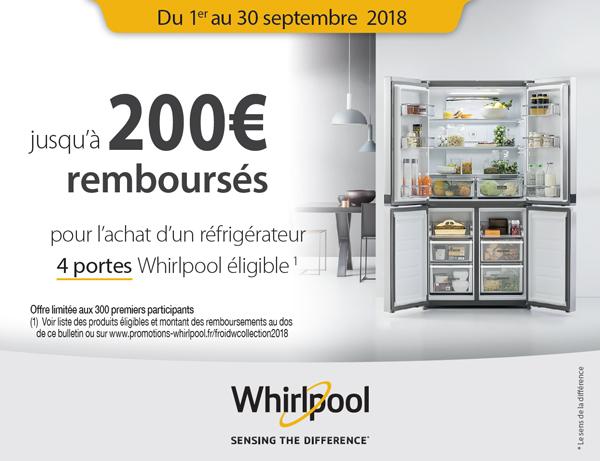 odr whirlpool septembre 2018 jusqu 39 200 rembours s. Black Bedroom Furniture Sets. Home Design Ideas