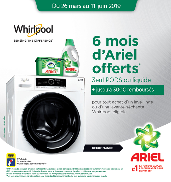 Odr Whirlpool Marsjuin 2019 Opération Ariel Whirlpool